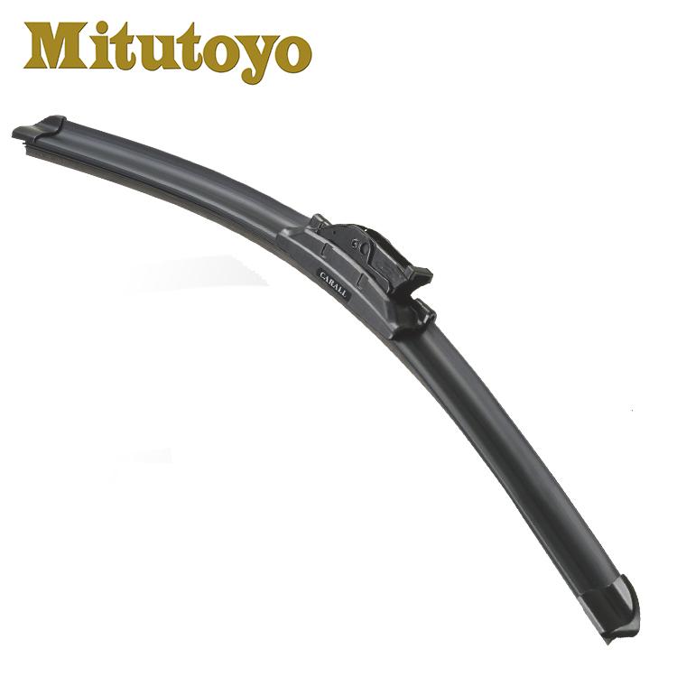 "20/"" Universal Jointless Aero Flat Car Windscreen Wiper Blade /& Multiple Adaptors"