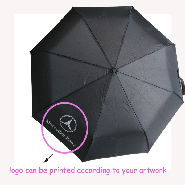 "Hot Selling 23"" * 8K Folding Umbrella with High Quality, Convenient Rain Umbrella, Auto Open & Close"