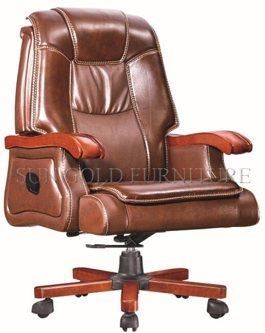 Packaging Of Leather Executive Chair
