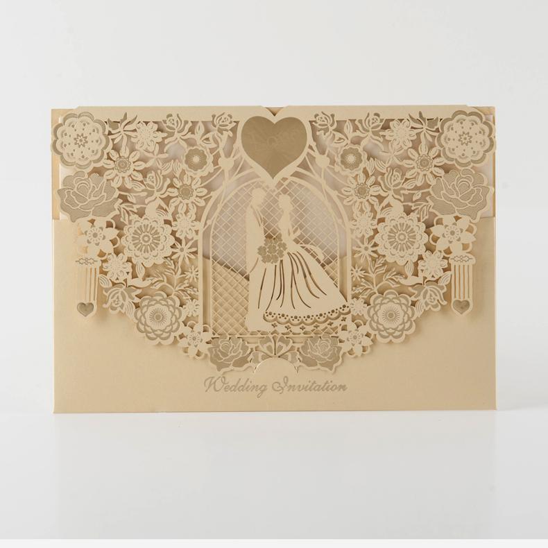 Лазерная гравировка открытки