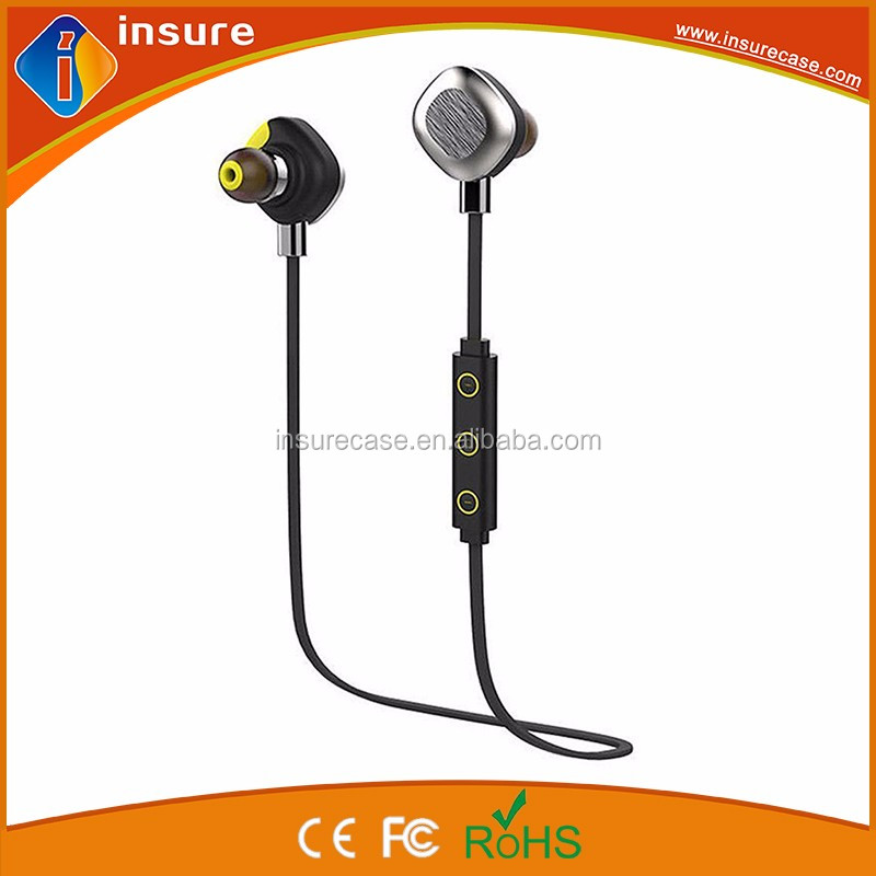 Best quality wireless waterproof bluetooth stereo headphone with memory card