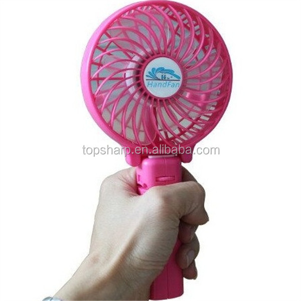 battery hand fan. handheld rechargeable usb portable mini electric clip fans with led light for outdoor activities battery hand fan