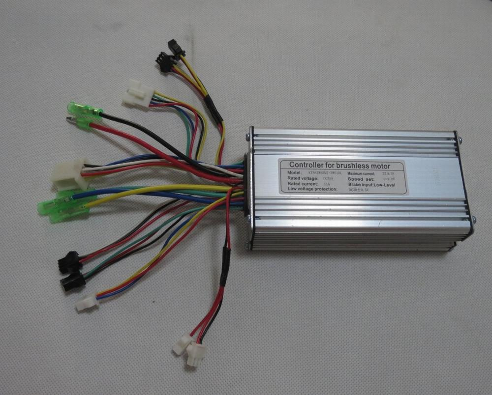 Powerful Bike Controller 36v 500w,Sine-wave 12 Mofest Controller ...