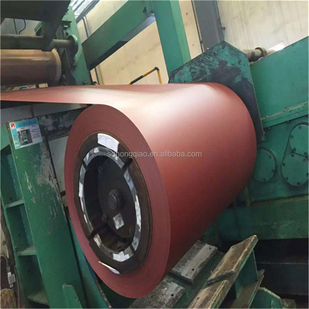 PPGI Color Coated prepainted galvanized Steel Coil