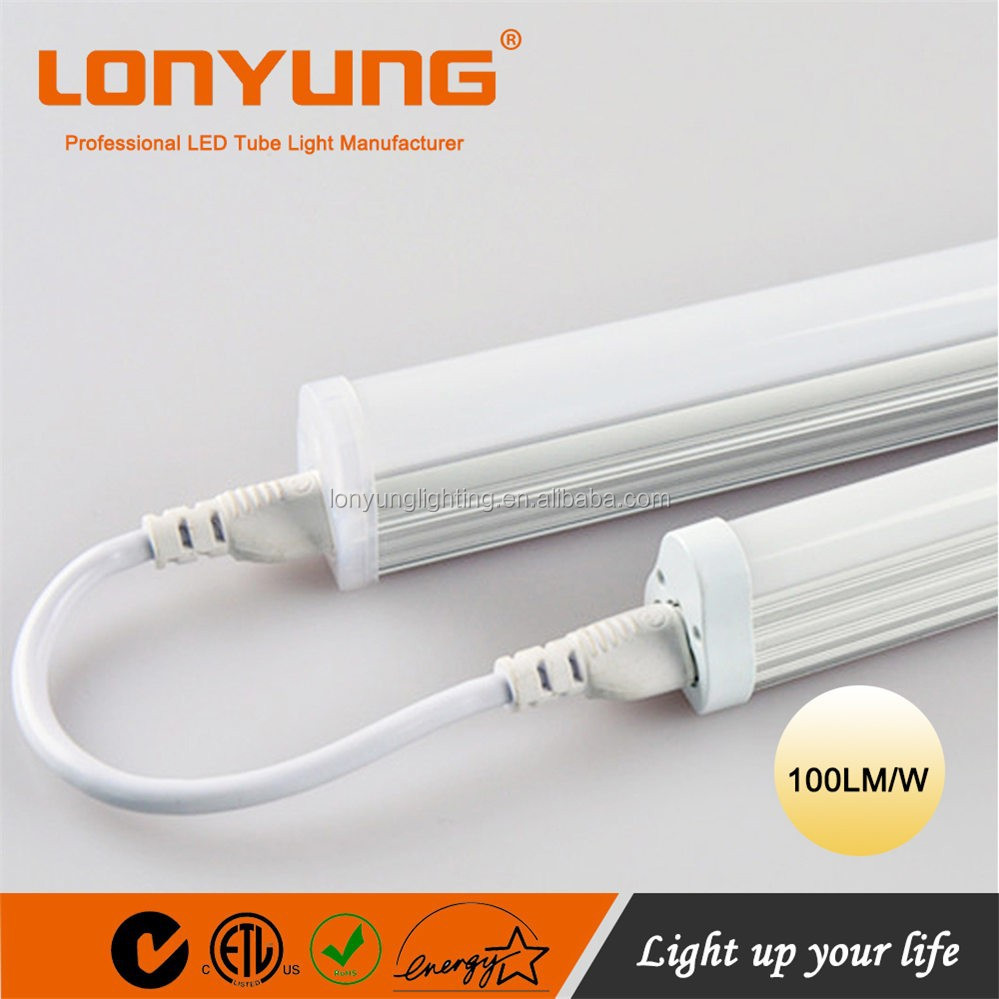 ebay led tube light t5-28w 6400k tube light frame