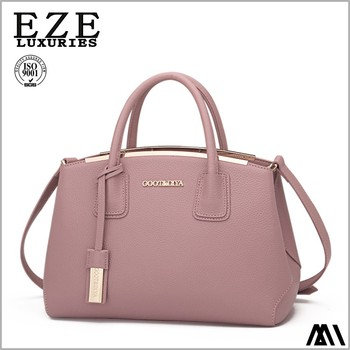 Multi Color Office Women Handbags Paris Polish Bags