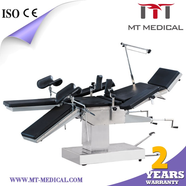 High performance hospital use electric operating table