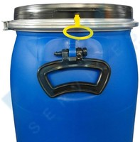 200L 100% virgin HDPE UN standard plastic barrel/ drum for general packing