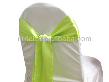apple green fancy vogue satin chair sash tie backbow tieknot  sc 1 st  Alibaba & Apple GreenFancy Vogue Satin Chair Sash Tie BackBow TieKnotChair ...