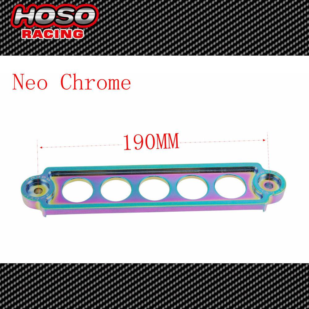 Neo Chrome Car Battery Tie Down