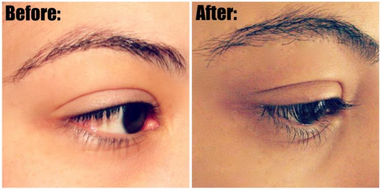 Eyebrow Enhancer Extension Liquid