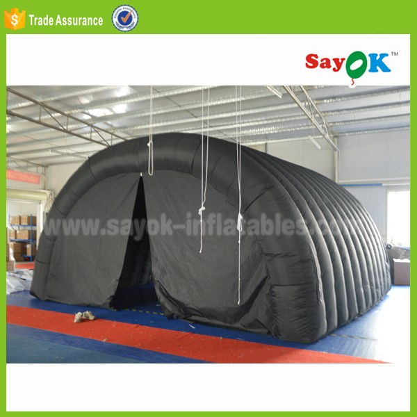 large outdoor blow up cube wedding party led light camping inflatable tent price for outdoor events