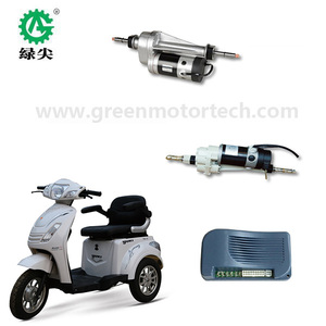 120w electric scooter transaxle motor