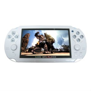 4.3 inch MP5 PMP game player AS-807 with TV-OUT Support