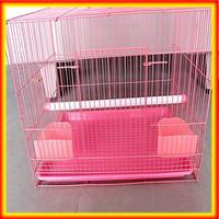 Welded wire mesh factory supply galvanized welded bird cage