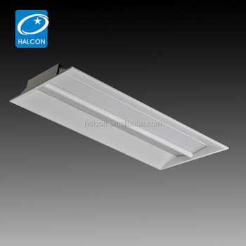 Ul,Dlc,Ce New Design Led Recessed Office 2x2 2x4 Indirect Lighting Led  Troffer - Buy Led Troffer,Led Recessed,Led Troffer Retrofit Product on