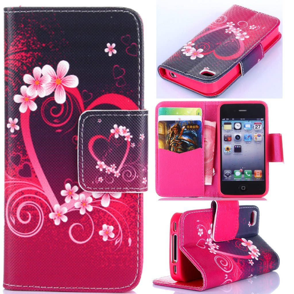 Candywe iPhone 6s Phone Case,iPhone 6s Leather,iPhone 6s Wallet Case,Wallet Leather Case Cover For iPhone 6s 4.7 inch For Women