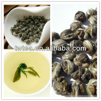 Premium Jasmine Dragon Pearls Green Tea