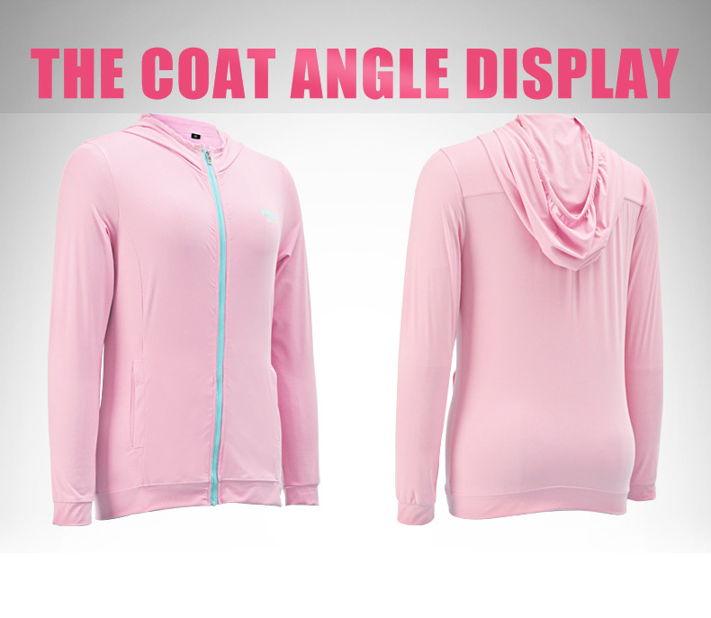 GOLF SUNSCREEN COAT,GOLF WEAR