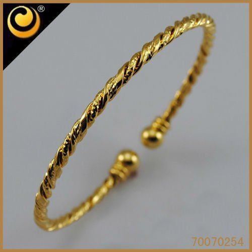 2012 18kgp Bangle Jewellery Saudi Gold Jewelry Buy Saudi Gold