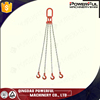 Best selling alloy steel chain slings with CE certification manufacturer