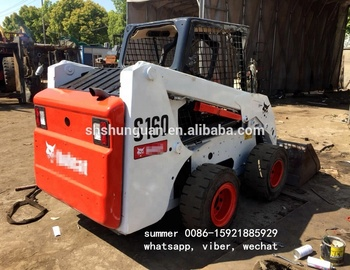 Mini piccolo prezzo bobcaat loader S160