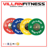free weights weightlifting plates cast Iron Regular Weight Plate