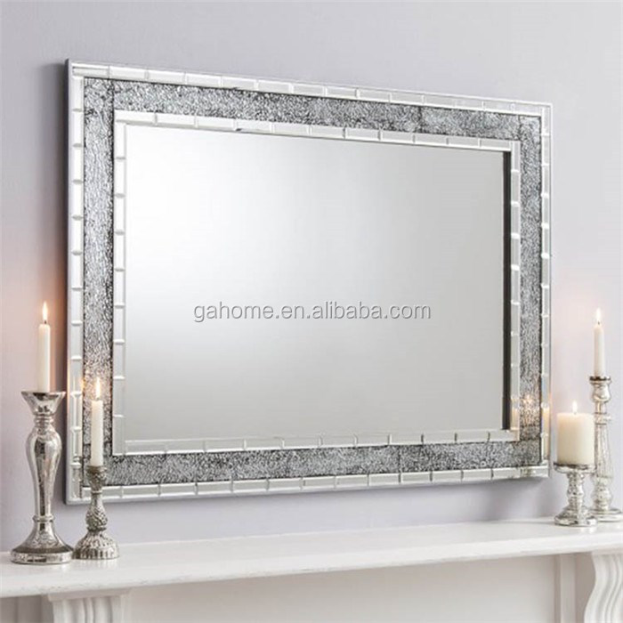 hand craft crystal wall mirror glass wholesale tv mirror. Hand Craft Crystal Wall Mirror Glass Wholesale Tv Mirror   Buy