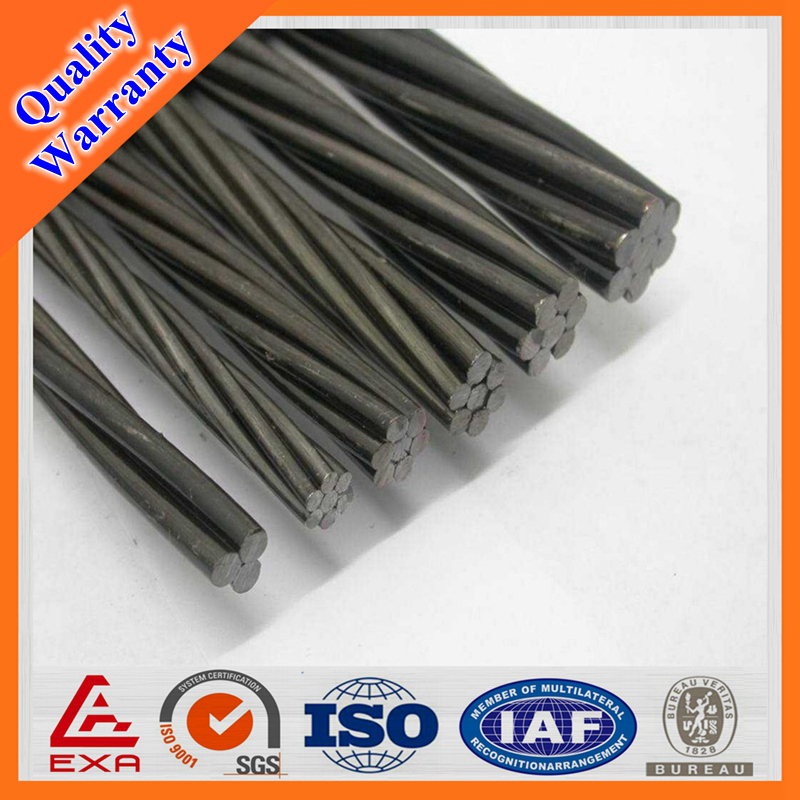 ASTM A421 7mm 77b/82b prestressed concrete steel wire