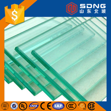 safety and high quality tempered glass/toughened glass/strengthened glass