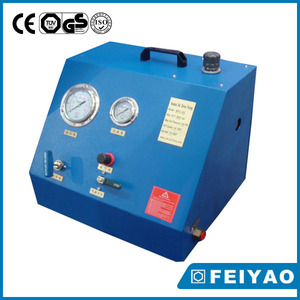 High pressure air operated grease pump electric air pump