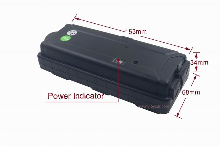 Professional magnetic waterproof long battery life quad band 850/900/1800/1900MHZ support 3g 4g sim card car gps tracker 4g