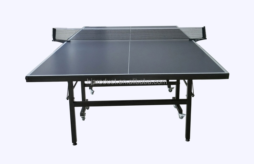Inside of Factory Supplier Table Tennis Table Fitness Ping Pong Table