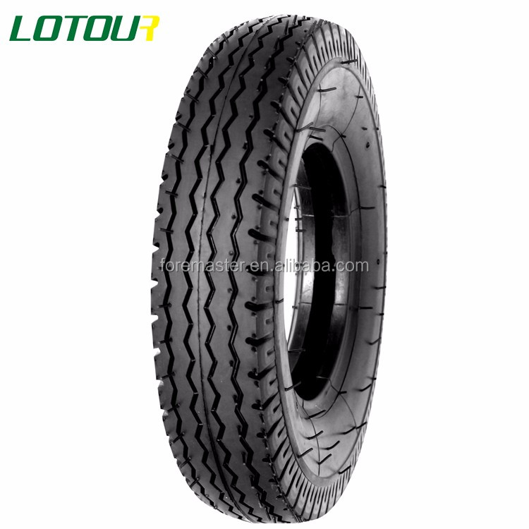 LOTOUR brand tricycle tyre and tube 4.00-8