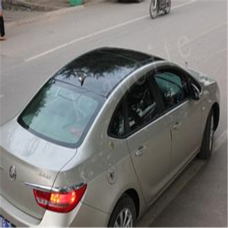 Hot Selling Glossy Black Car Roof Window Protective Film