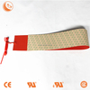 flexible silicone band heater with cable silicone heating element