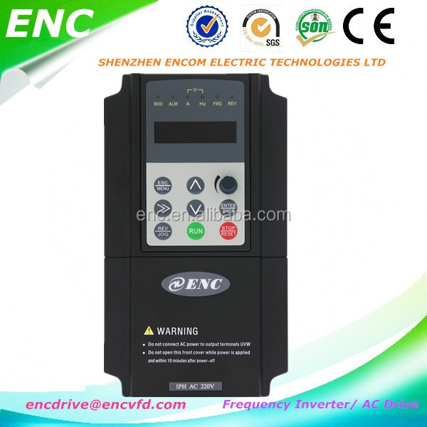 EN500-4T1320G/1600P ENC 132kw VFD/AC variable frequency drives, VSD/Variable speed drive, 180hp/132kw ac drive