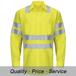 Workwear in Reflective Safety Clothing industrial uniform