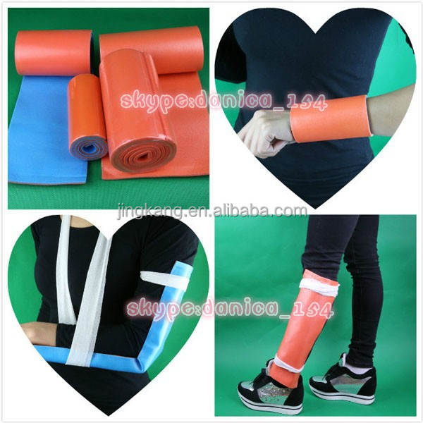 Factory produce 11cm X 92CM rolled emergency SAM splint in low price