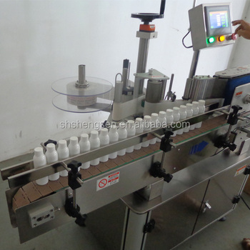 Hot Sale Round Bottle Packaging And Labeling Machine Price