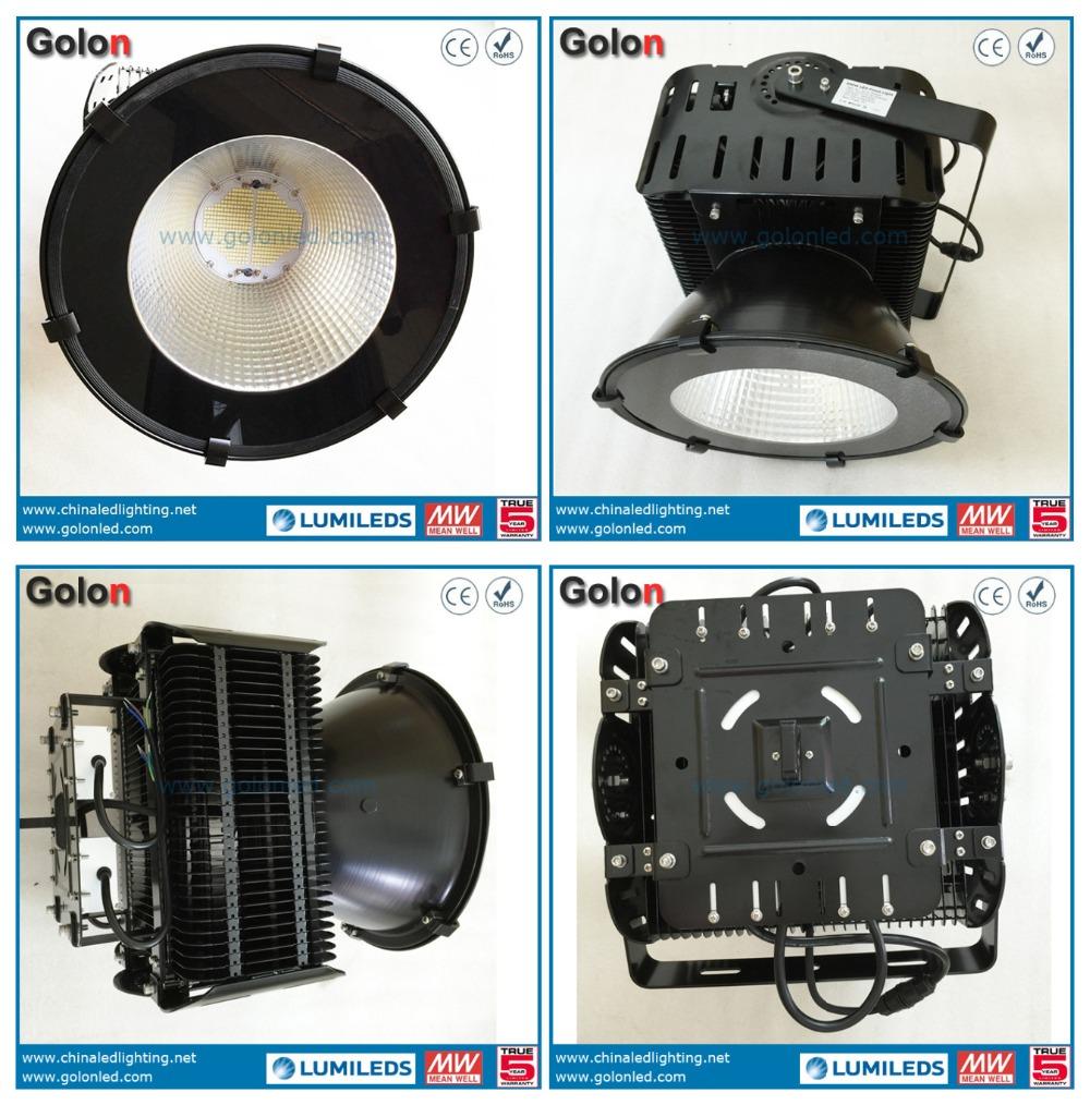 Golon Ceiling Mounted Led Light Fixtures 400w 300w 200w 100w 50w ...
