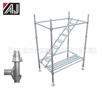 Galvanized Cuplock Scaffolding For Construction/Decoration/Bridge Building(Factory in Guangzhou)