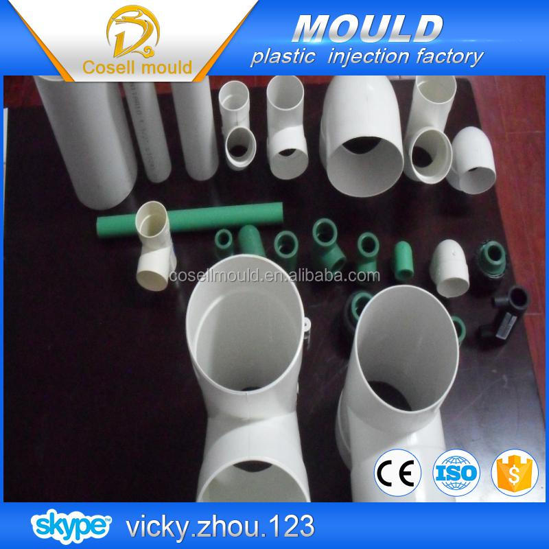 pvc ball valves and pipe fittings mold ppr ball vavle mould