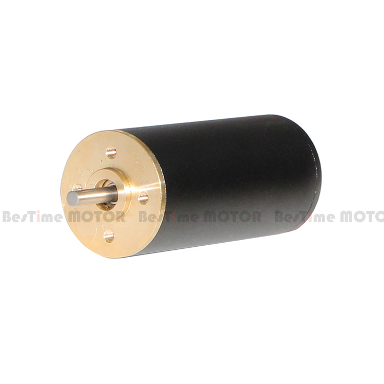 Brushless 24mm 8w bldc 6000rpm motor