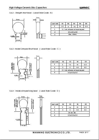 Ceramic Capacitor 102 2kv Buy Ceramic Capacitor 102 2kv