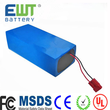 24V lithium ion battery pack rechargeable battery for Solar battery, E bike, E-Vehicle 24v lithium ion battery