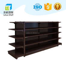 LETUO Good Price Gondola metal shelving supermarket for sale