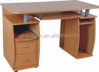2014 Qualified Wood Veneer Executive Table, MDF Office Desk,Computer Table(DX-8514)