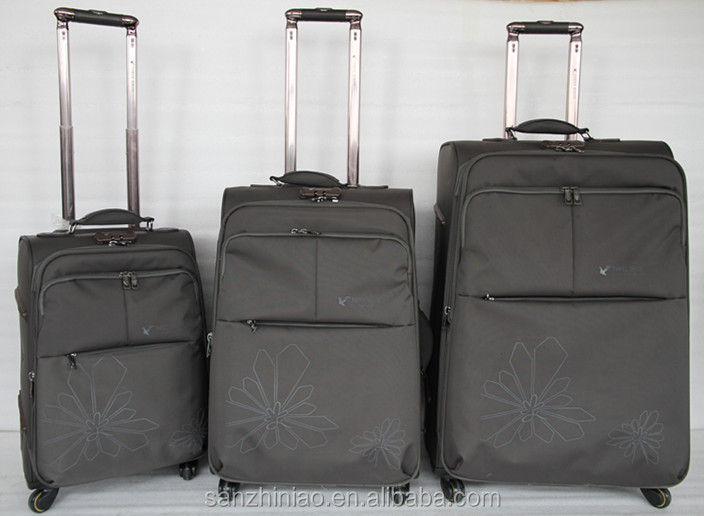 Four Wheels Unique Travel Trolley Bags,Best Brand Trolley School ...