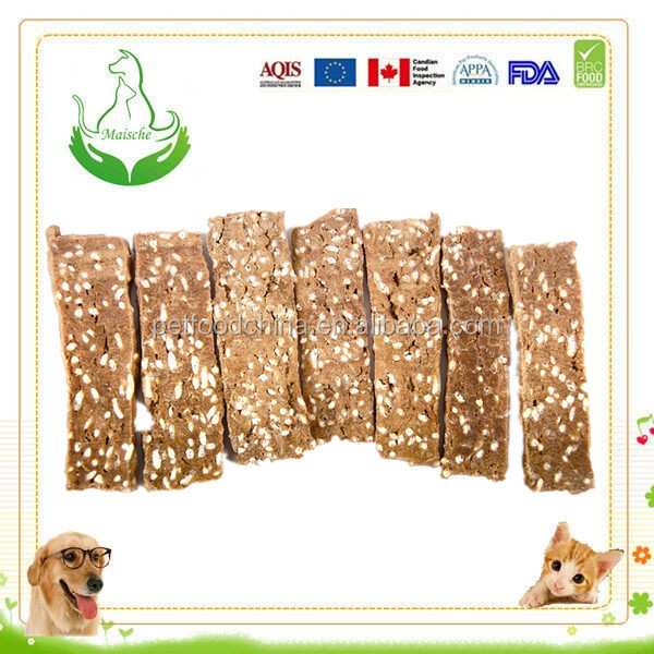 Lamb rice dry bulk dog food factory